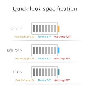 Image 4 - Deligreen 14S 60A 48V PCM/PCB/BMS for lithium battery pack 18650 Li Po LiNCM Battery Pack