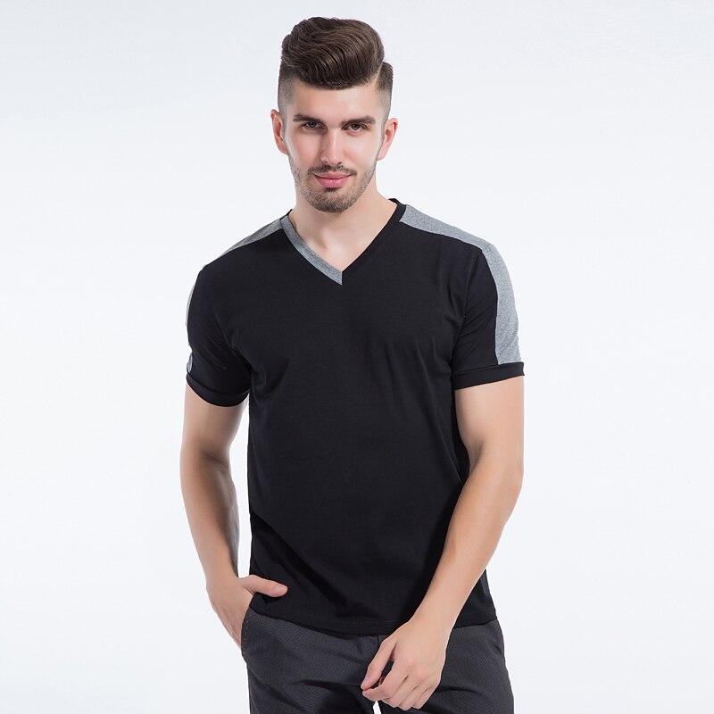 Liseaven Mens T Shirt Slim Fit Crew- ի պարանոցի - Տղամարդկանց հագուստ - Լուսանկար 5