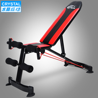 Dumbbell bench multifunction body building chair sit up abdomen fitness equipment household press bench supine board