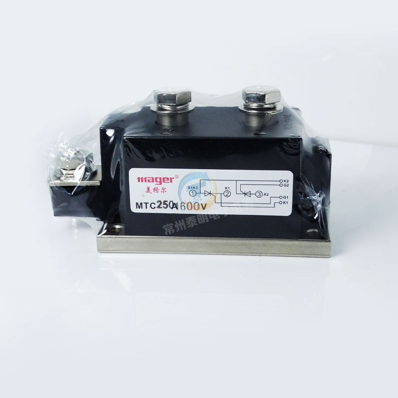 MTC250A 1600V MGR industrial grade thyristor module thyristor module, pressure 1600VAC mtc250a 1600v mgr industrial grade thyristor module thyristor module pressure 1600vac