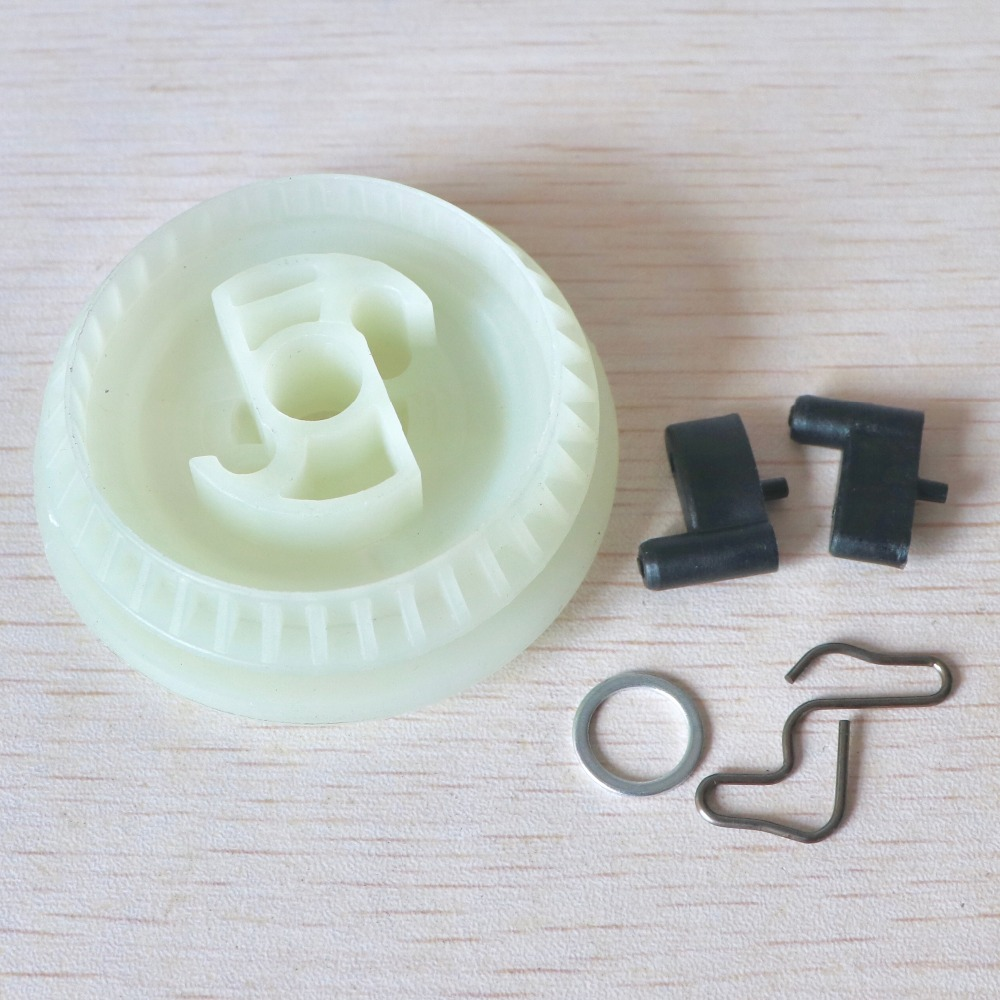 Recoil Starter Pulley Pawl Dog Washer Repair Kit For STIHL CHAINSAW 017 018 MS170 MS180 MS230 MS250 MS210 021 023 025 Parts