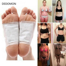 10 Pcs Detox Foot Patch Improve Sleep Slimming Foot Care Feet Sticker Weight Loss Products Effective Anti Cellulite Fat Burning(China)