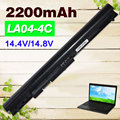 2200 мАч Аккумулятор Для Ноутбука HP LA04 для Павильона 14 15 Серии 15-B119TX 15-B003TX 15-B004TX HSTNN-IB5S HSTNN-YB5M