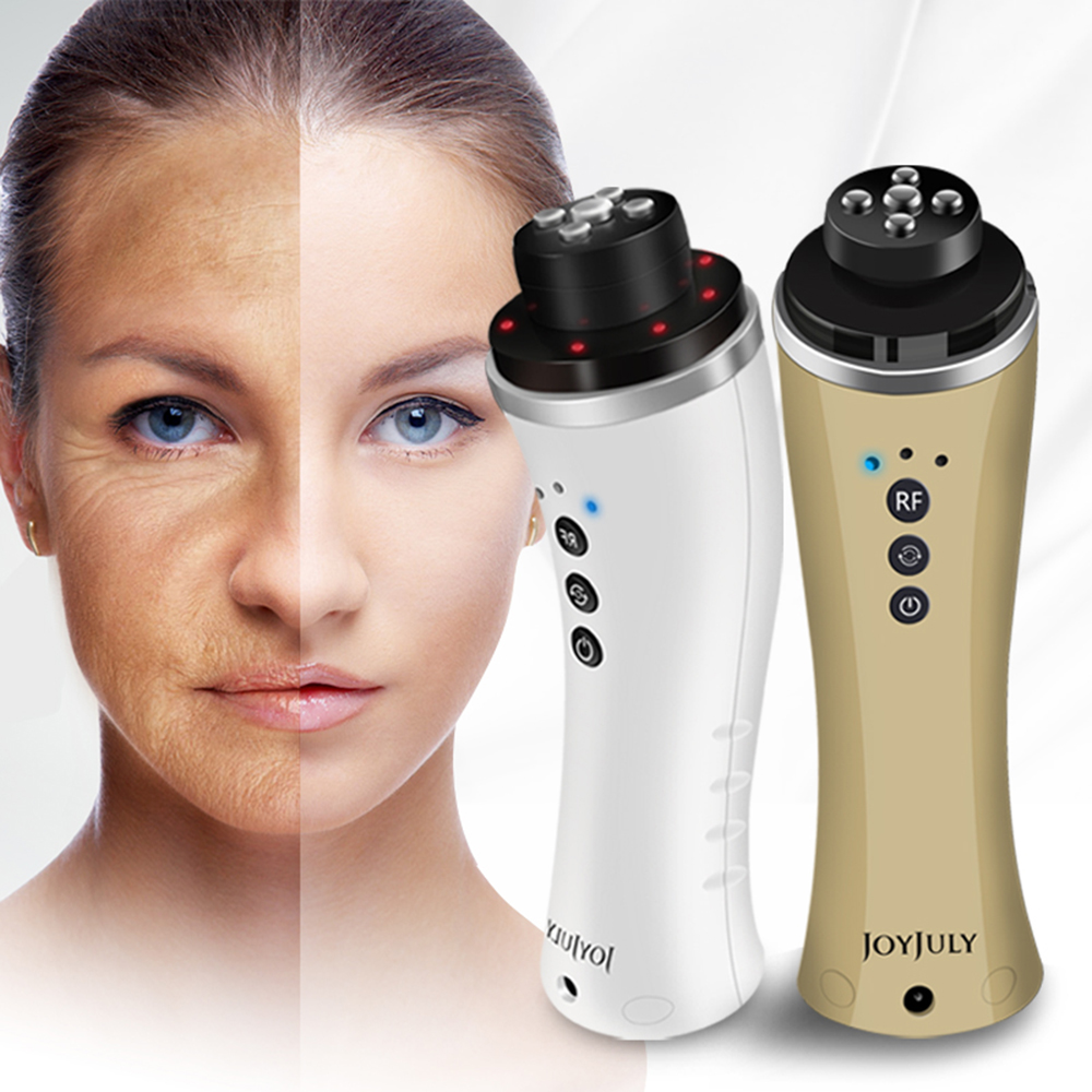 Facial wrinkle firming Maggie ultrasound knife into the instrument thermal RF RF household beauty instrument image