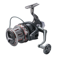 Lightweight Smooth Fishing Spinning Reels with Spool for Freshwater Saltwater Aluminum Reel