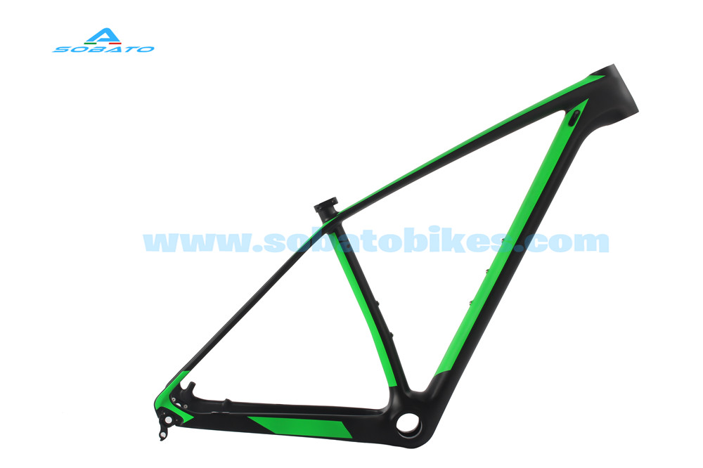 Sobato bikes mtb carbon frame 29er mountain bike 16 18 20 inches UD ...