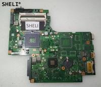 SHELI For Lenovo G700 Motherboard 90003042 11S90003042 Integrated