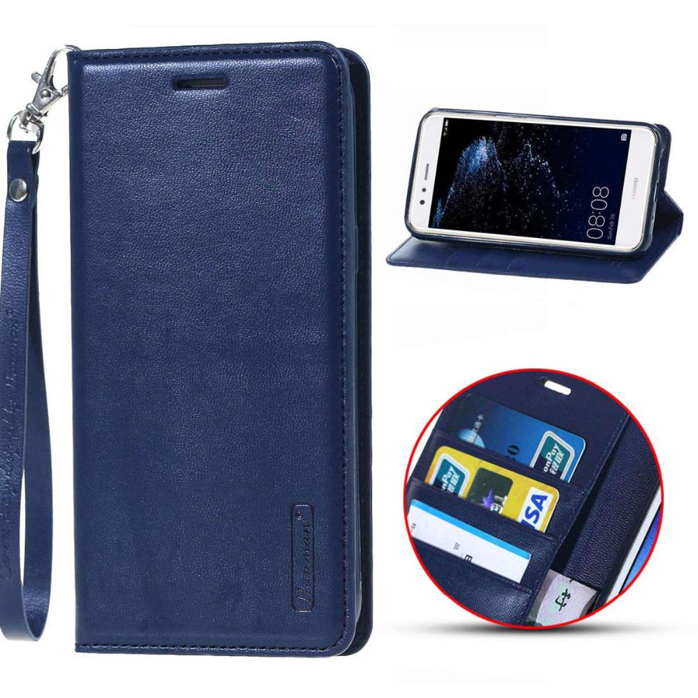 откидная крышка для Huawei в Р10 облегченная бумажник кожаный чехол для Хуавей П 10 лайт p10lite чехол для мобильного телефона сумки Коке принципиально