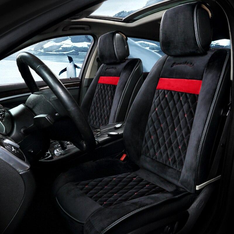 Heat car seat cover cushion pad accessories for Fiat 500 500L 500X albea Barchetta bravo Cinquecento