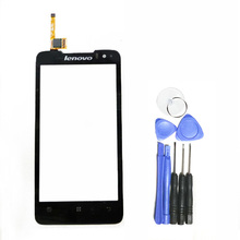 New touch screen for lenovo P770 digitizer touch panel front glass lens free tools