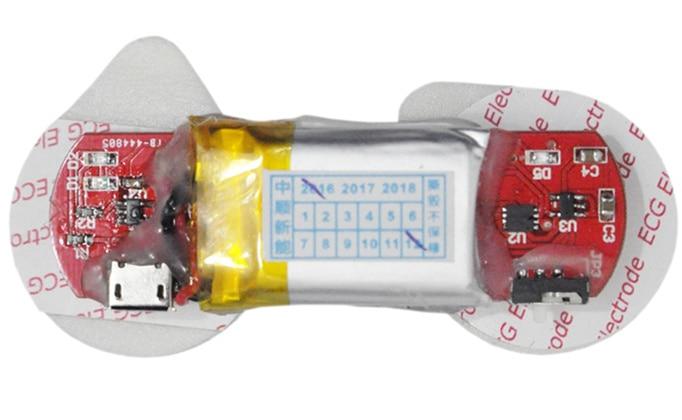 For BMD101 ECG Ecg placket electronic development suite Biofeedback Sensor heart rate for HRV Wearable device Sensor Module