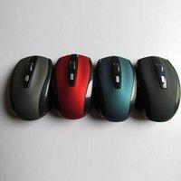Ratón inalámbrico de 2 4G  ratón óptico duradero  ratón ergonómico para ordenador portátil  periféricos universales para ordenador|Ratones|Ordenadores y oficina -