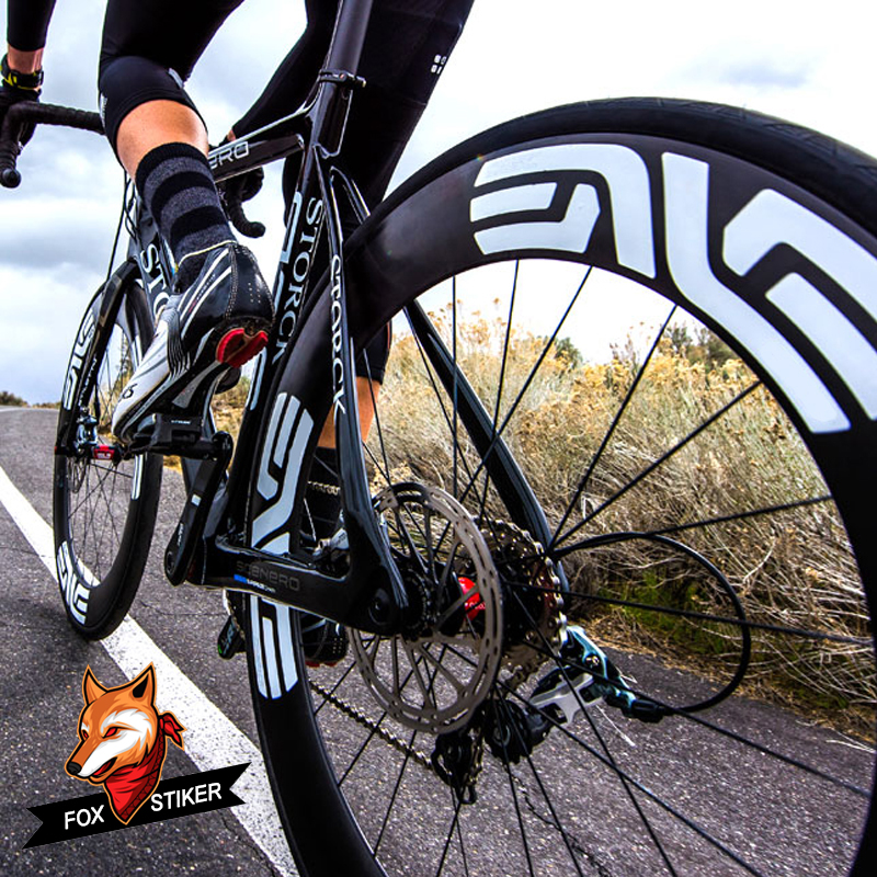 700c road bicycle carbon wheelset sticker 30//38//40//50//55//60//80//88mm