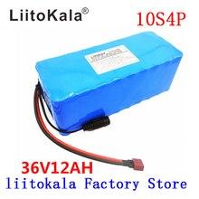 Batterie de vélo électrique batterie Li Ion 18650 10S 4P 36V 12ah 500W haute puissance et capacité 42V moto Scooter avec BMS