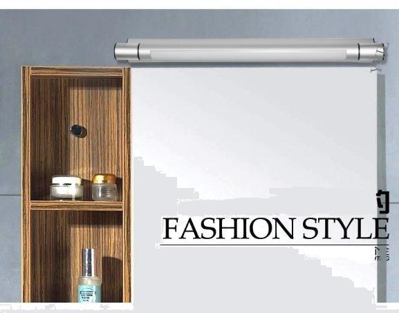 Modern Minimalist LED Anti Fog Mirror Lights Mirror Front Lights Bathroom  Toilet Mirror Front Mirror