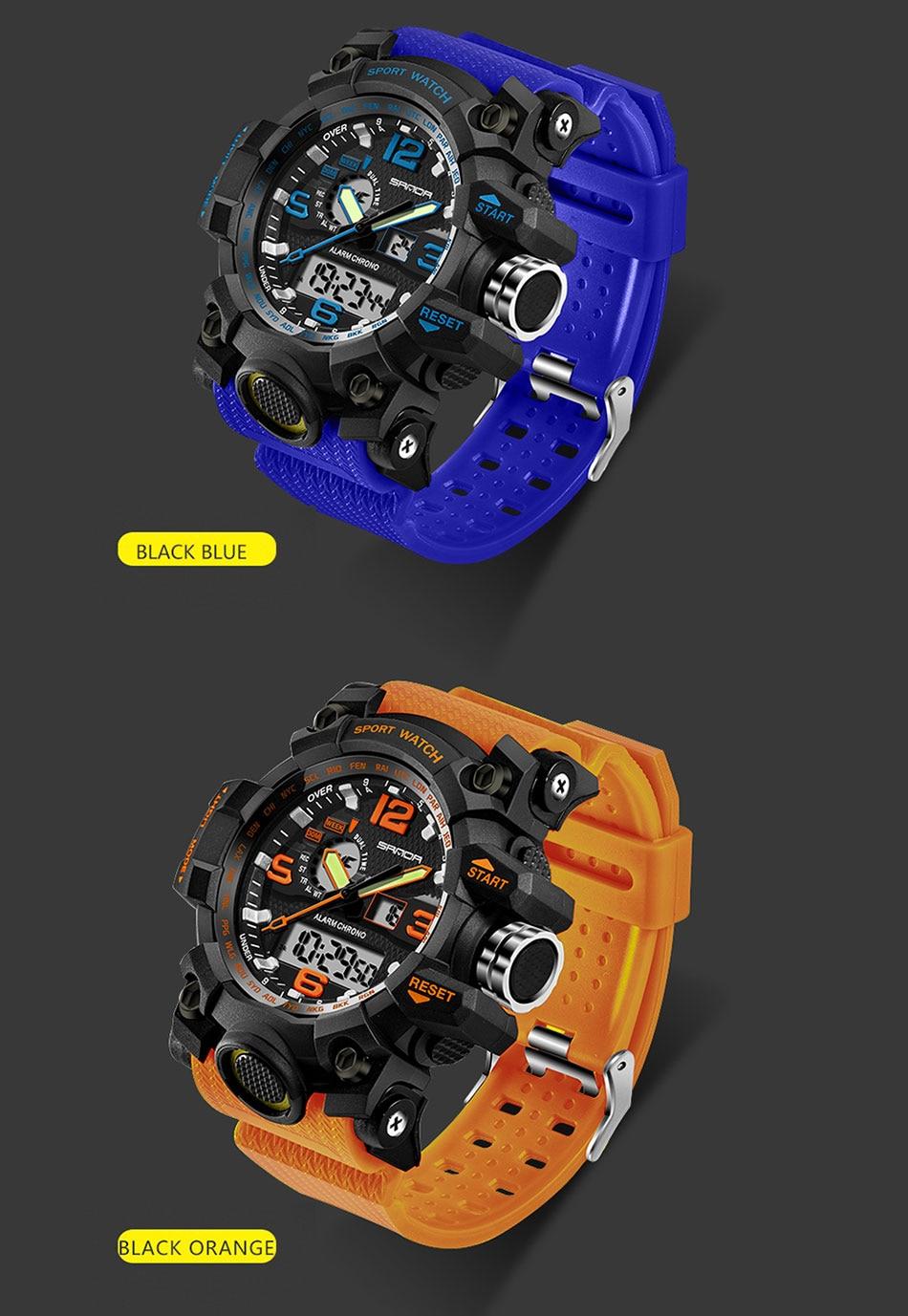 HTB14MJuSpXXXXbvXFXXq6xXFXXXX - SANDA Waterproof Sport Watc for Men