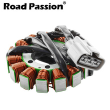 Road Passion Motorcycle Ignitor / Stator Coil For KAWASAKI ZX600 ZX 600 R ZX600R NINJA ZX-6R ZX6R 2009-2014 все цены