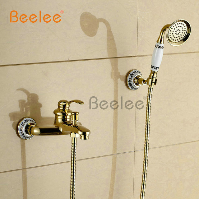 Mesmerizing Wall Mount Bathtub Faucet With Hand Shower Gallery ...