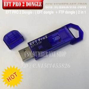 Image 2 - EFT PRO 2 DONGLE / ( EFT dongle + FTP Dongle 2 in 1 dongle ) EFT + FTP 2 in 1 Dongle EFT Dongle EFT Key EFT PRO dongle