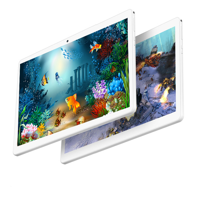 DHL Free Shipping Smart tablet pcs android tablet pc 10.1 inch Android 7.0 Octa 8 Core tablet computer android Rom 32GB 64GB