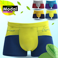 letter pants flat angle underwear European and American men 's underwear