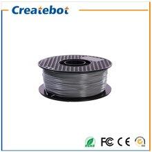 3D Printer Filament ABS 1.75mm 3mm Grey Color Createbot/Makerbot/ Reprap/ Mendel UP 3d Printer filament