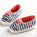 Весной новый флот новорожденный девушки сначала ходунки сладкий с бантом младенческой малыш - sip обувь туфли