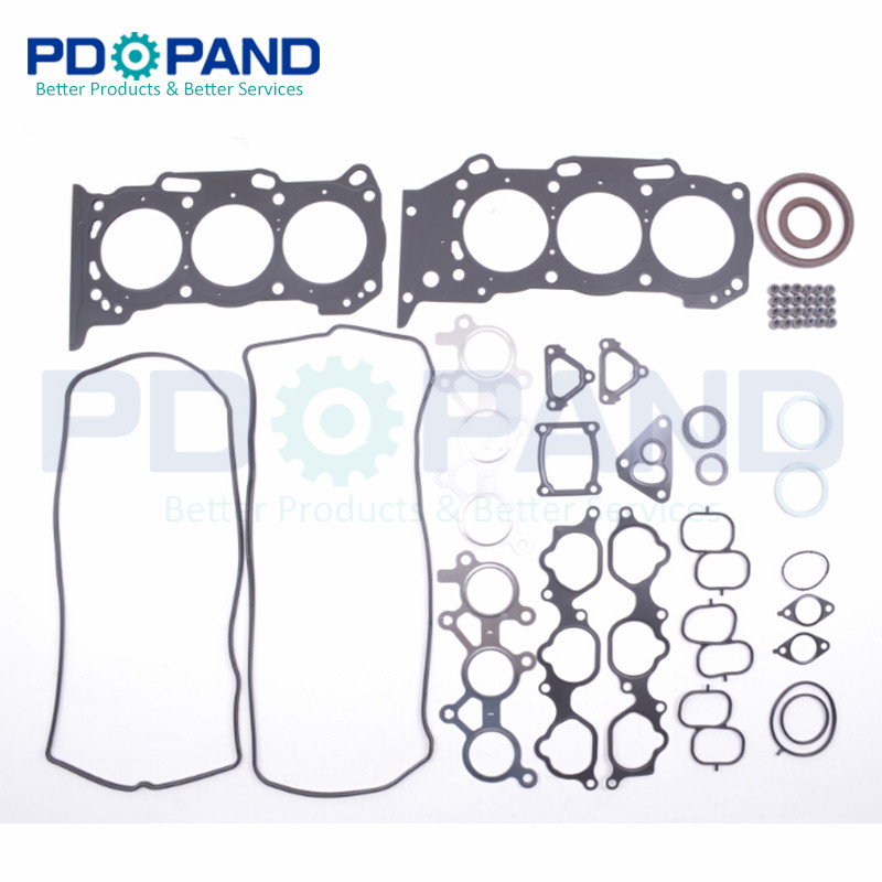 2GR 2GRFE 2GR-FE Engine Overhaul Rebuilding Gasket Kit  04111-31440 For Toyota CAMRY Saloon TARAGO III AVALON Saloon 3456cc 3.5L