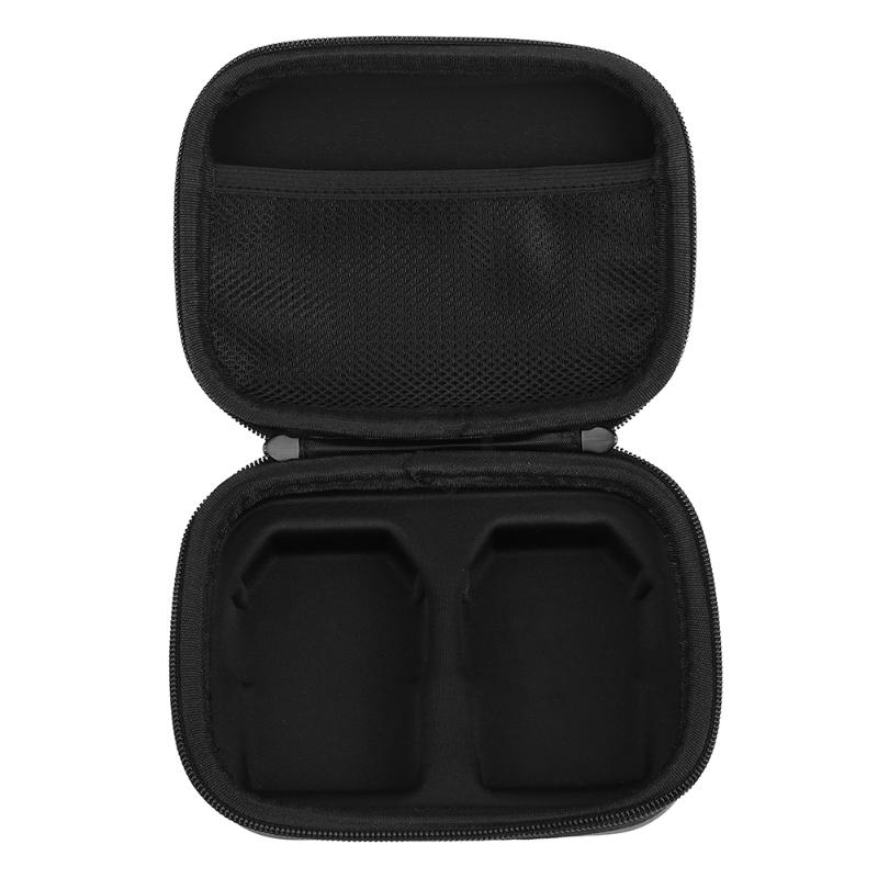 1Pc Black EVA Hard Portable Carry Case Battery Part Storage Bag for DJI Mavic Pro Protective Case Box Housing Bag Protective New