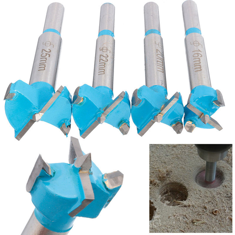 Durable 16/20/22/25mm Hole Saw Wood Cutter Woodworking Tool
