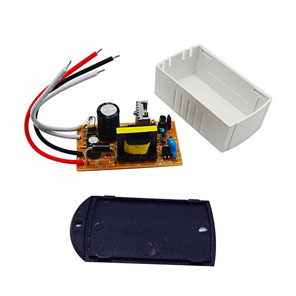Питание AC/DC 12 V 100 Вт/48 Вт/28 W/18 W/72 W Светодиодный драйвер для Светодиодный свет AC 90-240 V переменного тока в постоянный 12В трансформатор 8A 6.2A 4A 2A 1.5A адаптер