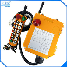 12V AC/DC UHF425-446 MHZ 12 Channels Industrial Wireless Radio Remote Control F24-12S for Hoist Crane Controller nice uting ce fcc industrial wireless radio double speed f21 4d remote control 1 transmitter 1 receiver for crane
