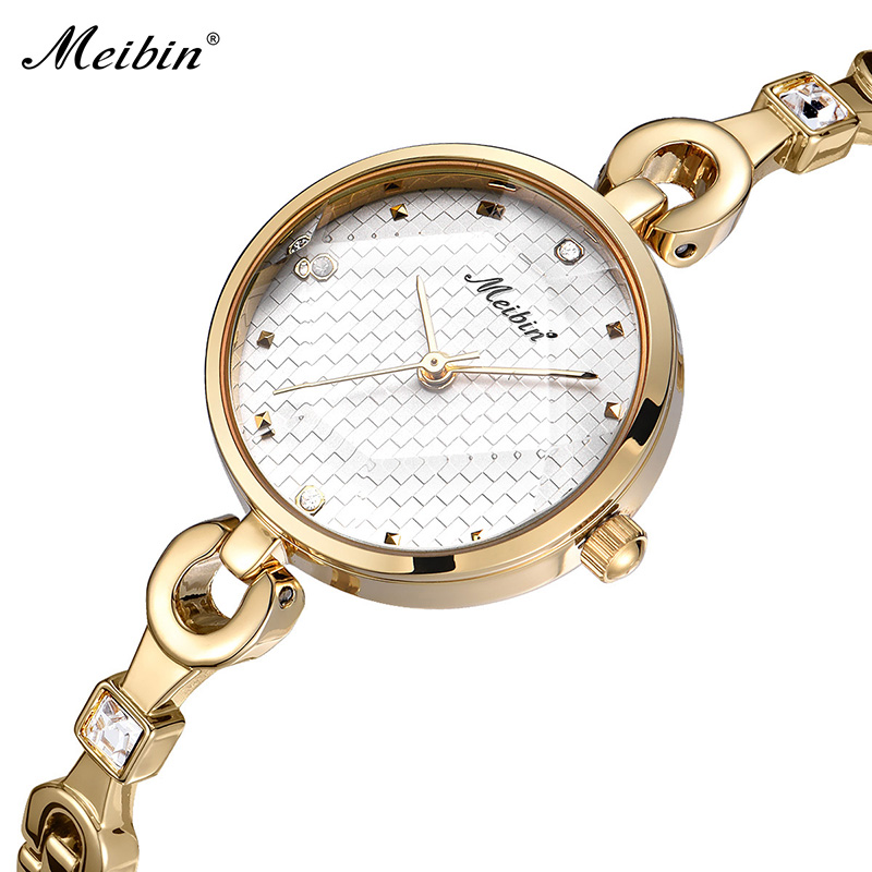 Gold Woman Watches 2018 Top Brand Fashion Jewelry W