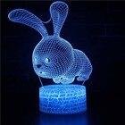 Rabbit Series 3D Ste...