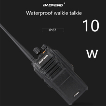Baofeng walkie talkie S-56 10W power two way radio hot Ham Radio Talki Walki uhf radio Waterproof Talkie Walkie Marine CB Radio radio tapok