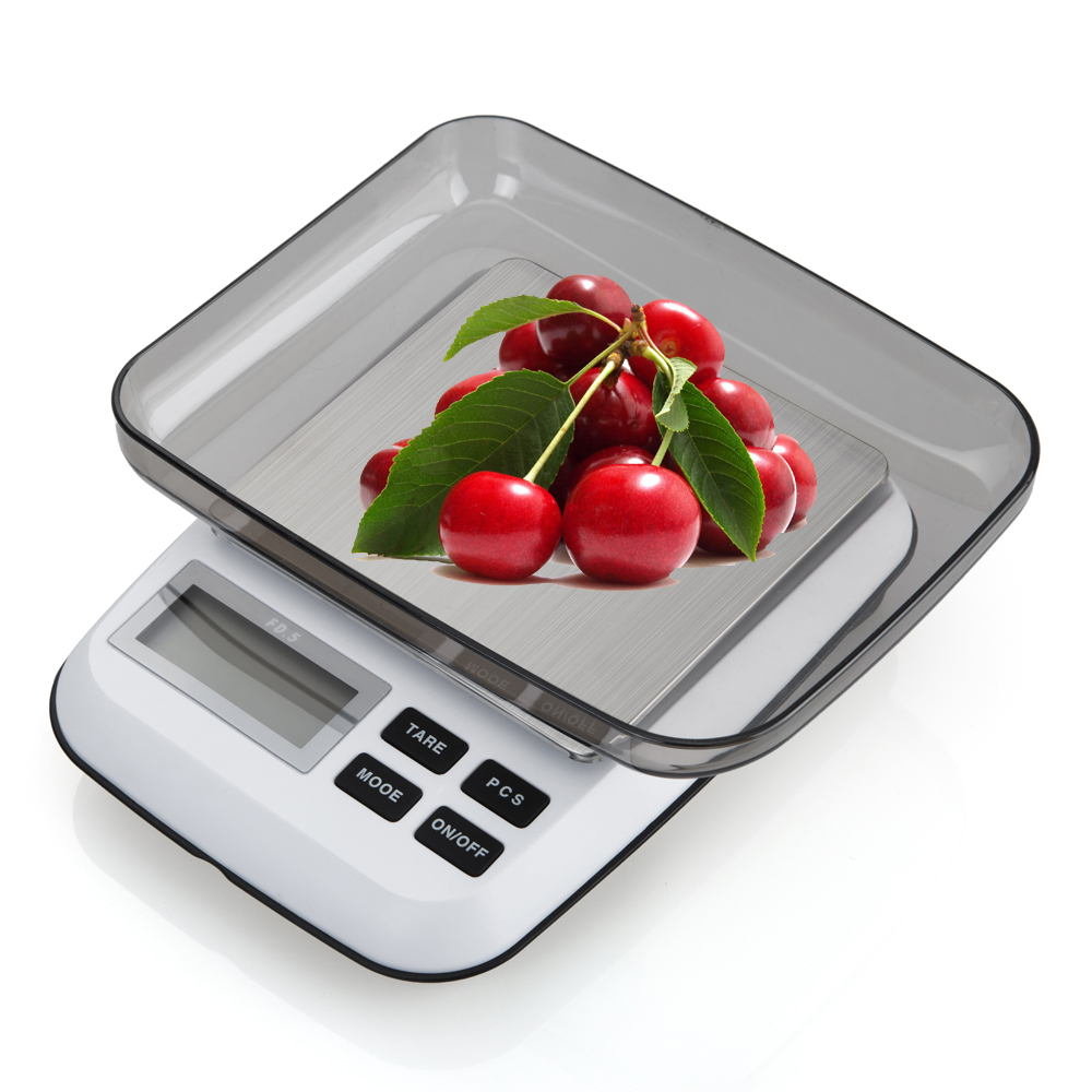 Loyal 600g/0.01g Electronic Kitchen Weight Balance Scale High Accuracy Jewelry Food Diet Scales Digital Postal Scale With Tray Kitchen,dining & Bar