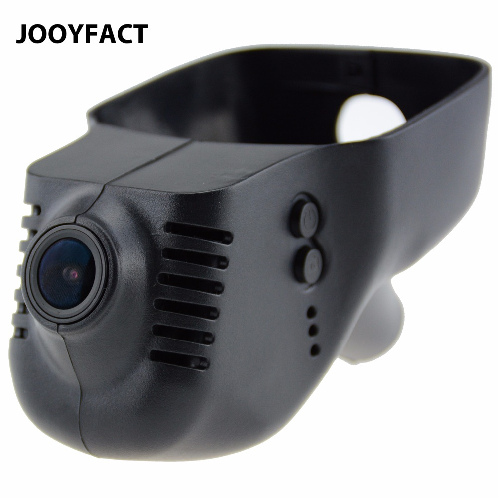JOOYFACT A1 Car DVR Registrator Dash CamCamera Digital Video Recorder 1080P Novatek 96658 IMX 323 WiFi for VW Volkswagen Skoda junsun car dvr camera video recorder wifi app manipulation full hd 1080p novatek 96655 imx 322 dash cam registrator black box