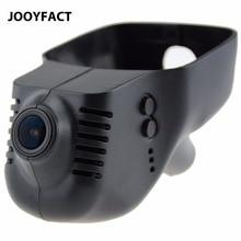 JOOYFACT A1 Car DVR CamCamera Registrator Traço Gravador de Vídeo Digital 1080 P Novatek 96658 IMX 323 WiFi para VW Volkswagen Skoda
