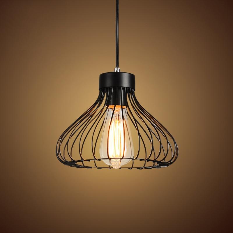 b2f735078 Pingente de luz para iluminação de casa pano branco abajur Luzes Do  Pendente Do Vintage criativo Arte Pingente Lâmpadas 9171