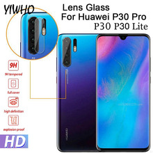 Camera Lens Tempered Glass for Huawei P30 Pro Lite Screen Protector Honor P30pro P30lite Back Film
