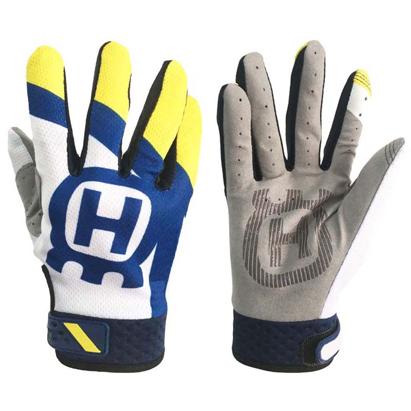 Motocross Gloves Husqvarna Racing Riding Cycling Outdoor Sports Extreme Sports