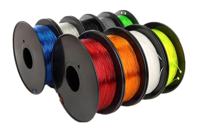 TPU filament detail 3