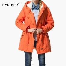 2015 Plus Size Women Winter Jackets Cotton Padded Female Version Long Section Cashmere Coat Winter Jackets XXL XXXL XXXXL 002