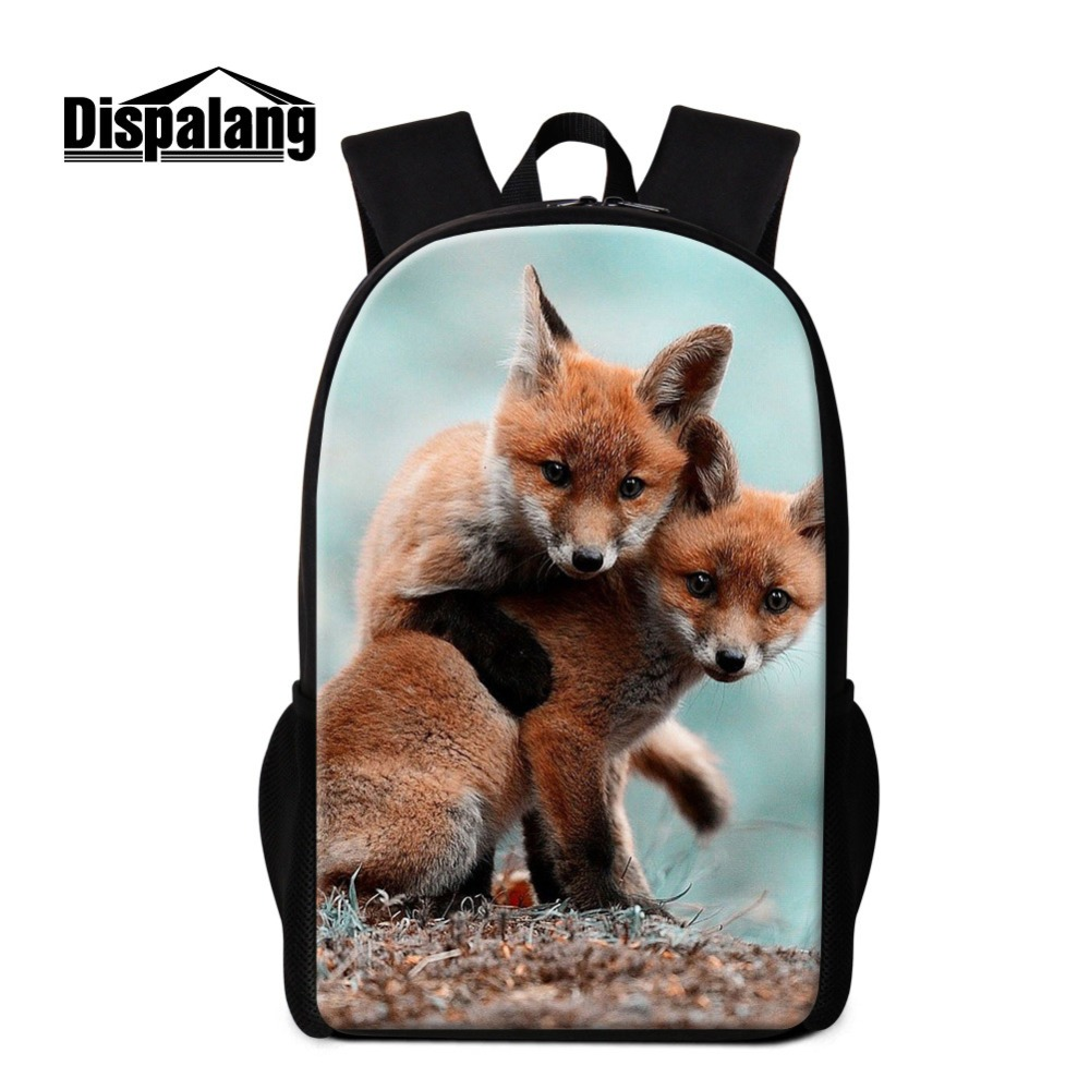 Dislapang Cute Knapsack For Young People Animal Lowrie Snake Printing On Backpack Cheap Rucksack Name Brand Daypack For Everyone