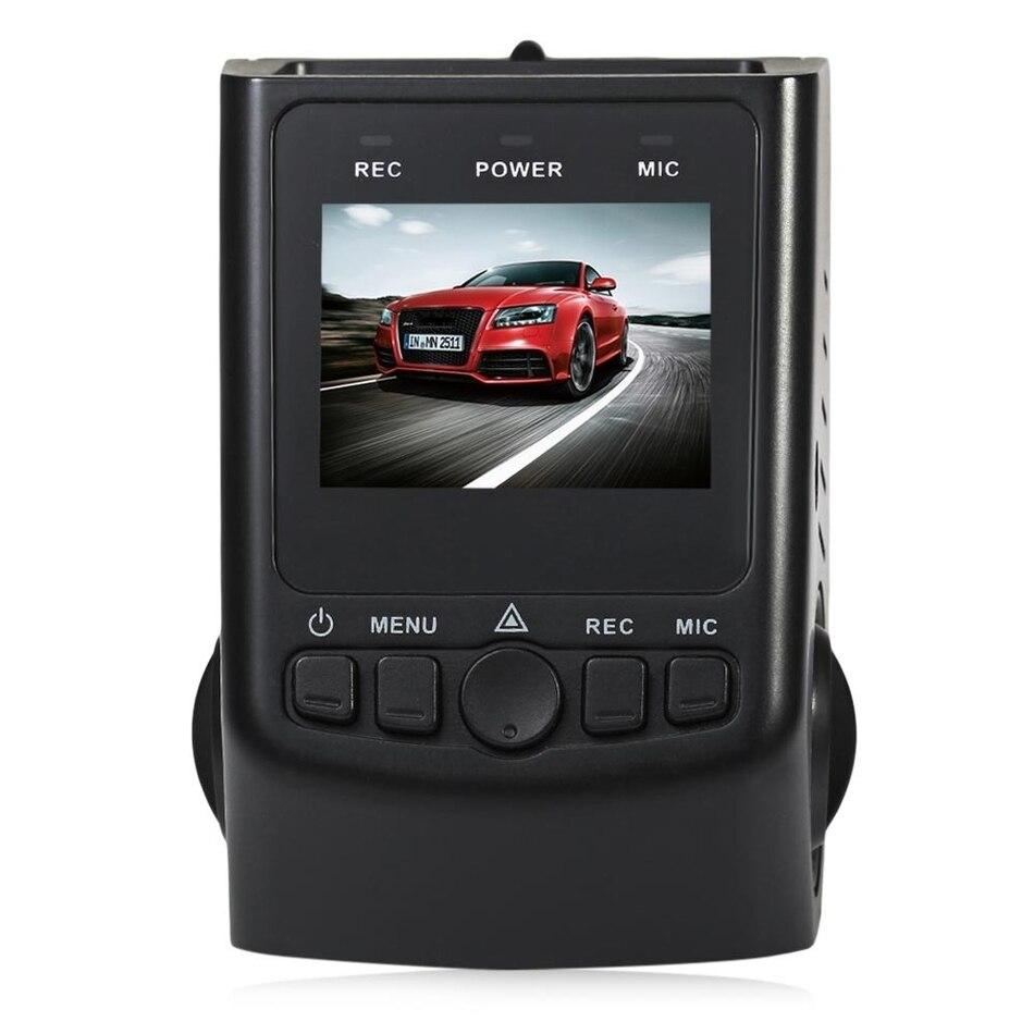 imágenes para A118C Registrator TFT Full HD 1080 P Del Coche DVR de la Lente de la Cámara pantalla Condensador de Seguridad Grabador Dash Cam Novatek 96650 Mini Coche Dashcam