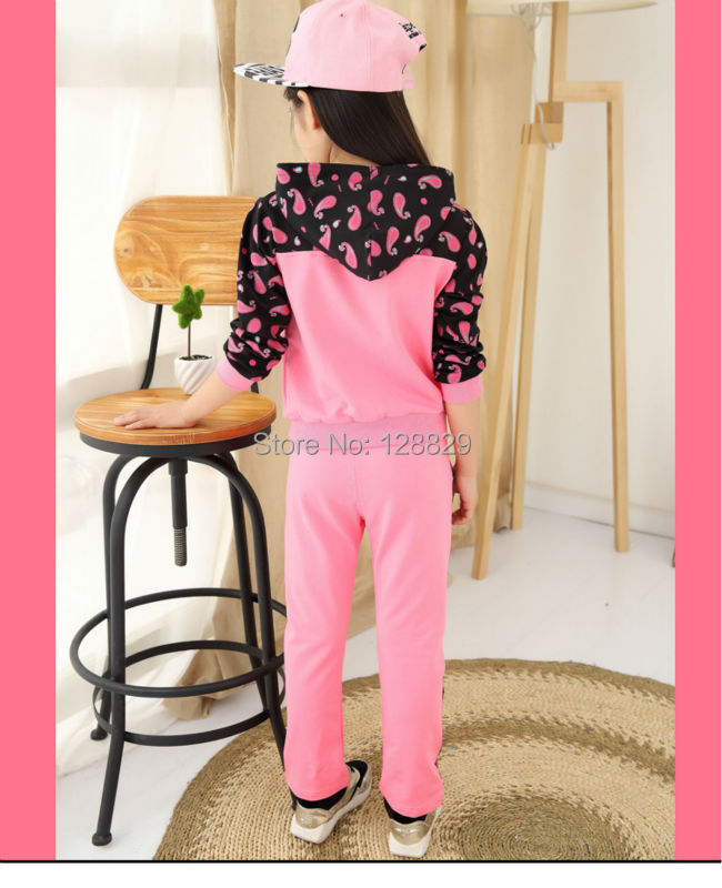 Girls Sports Suits (8)
