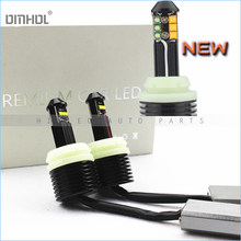 Free Shipping 1 Pair 80w Decoded Car LED Lights 3156 3157 1156 1157 7440 7443 S25 BAY15D(China)