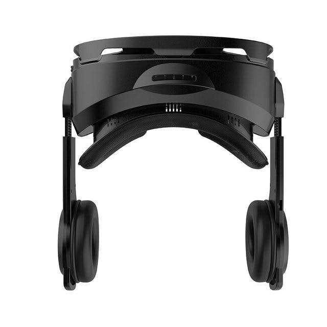 UGP U8 VR Glasses 3D Headset version IMAX Virtual Reality Helmet 3D Movie Games With Headphone 3D VR Glasses optional controller 3