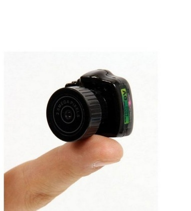 Smallest Mini Camera Camcorder Video Dv Dvr Web Cam