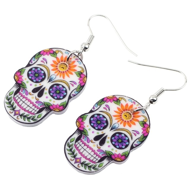Gorgeous Halloween Earrings 3 x 2.01 cm 2
